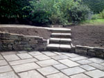 York Stone Patios in Marple, the High Peak